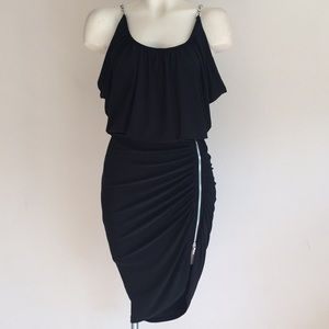 Cache dress black Medium $148